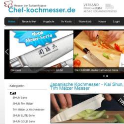 Küchenmesser vom Fachhandel