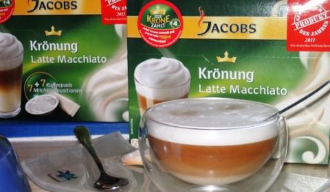 Latte Macchiato für Padmaschine