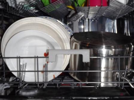 Geschirrspülmaschine für den Gastronomiebedarf