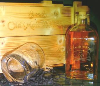 Whisky – der edle Gebrannte