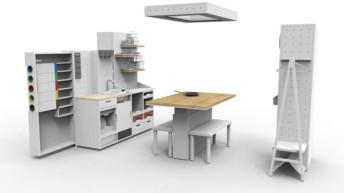IKEA Zukunftsvision Küche 2025