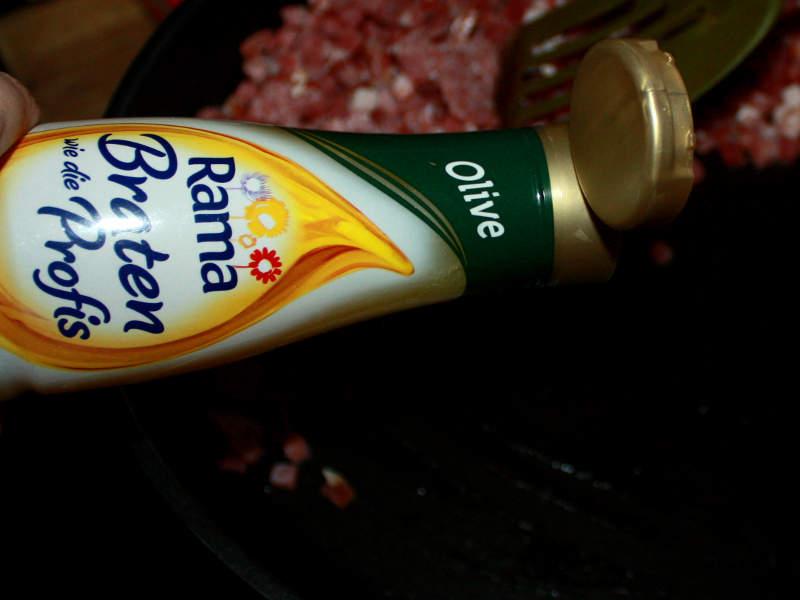 Rama Braten wie die Profis Olive