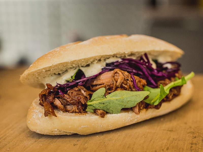 FoodFlotte - Mit Sandwiches als Koch selbständig machen