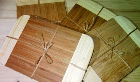 Bambusschneidbrett