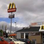 McDonalds Gutscheine für Fast-Food