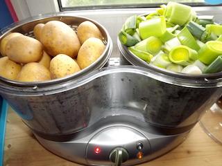 Welche Geräte in die kleine Küche