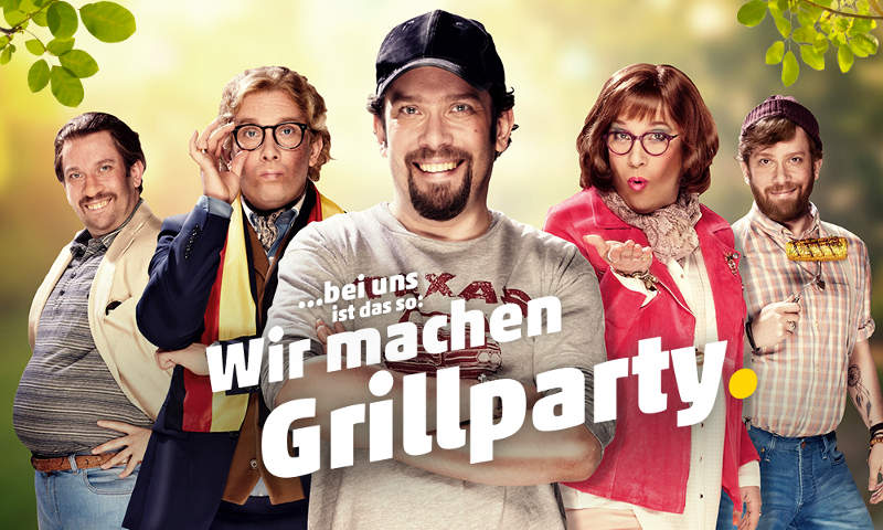 Penny: Wir machen Grillparty